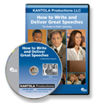 How to Write and Deliver Great Speeches